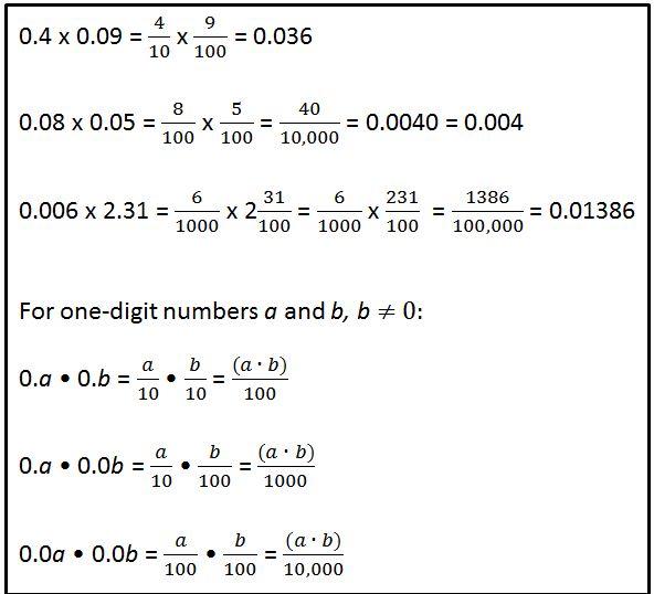 Nqabttmopi Write A Decimal In Standard Form