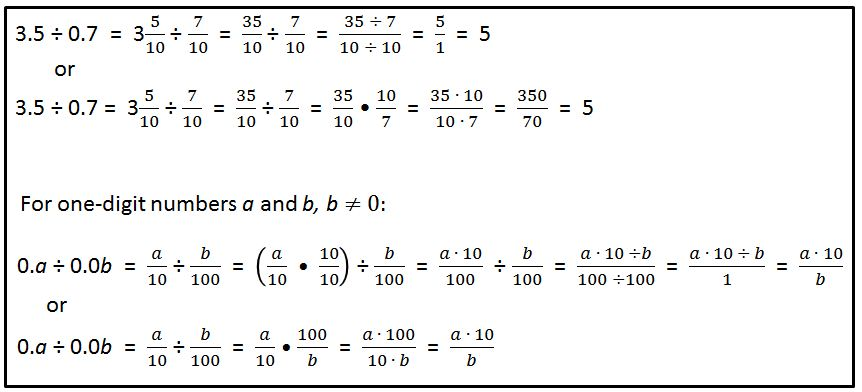 6.1.3A Multiplication & Division | SciMathMN