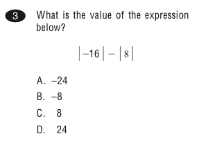 What is the value of the expression?