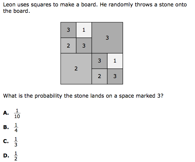 743 Probability Proportionality – Compound Probability Worksheet