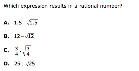 8 1 1A Rational, Irrational & Real Numbers | SciMathMN