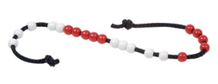 string of beads