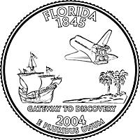 Florida quarter