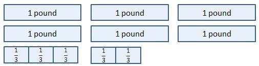 Fraction bars 2