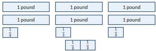 Fraction bars 3