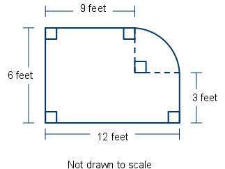 how to find out square feet of area
