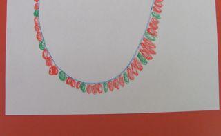 Kevin's necklace pattern