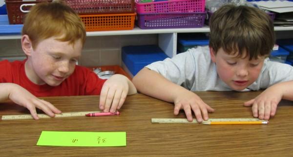 kids measuring
