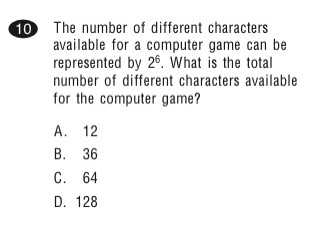 number of characters