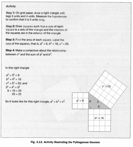 Connecting Geometric to Algebraic  representation