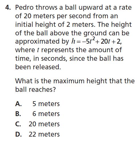 maximum height of ball